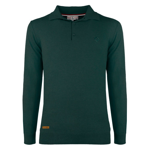 Men's Pullover Lunteren - Sea green