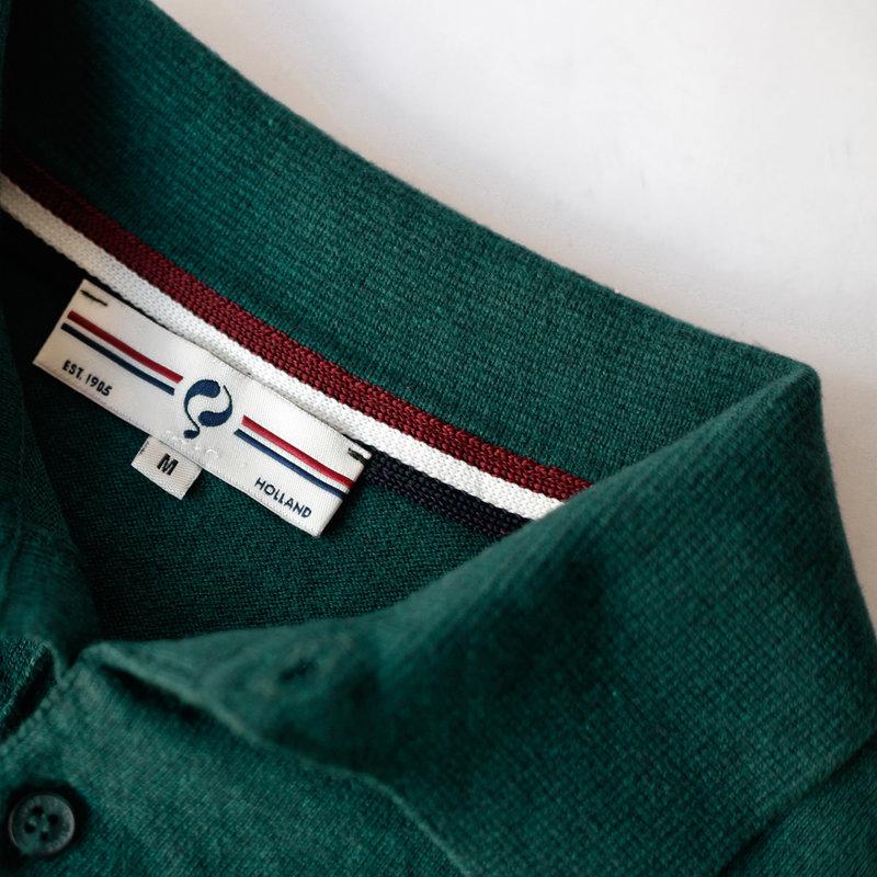 Q1905 Men's Pullover Lunteren - Sea green