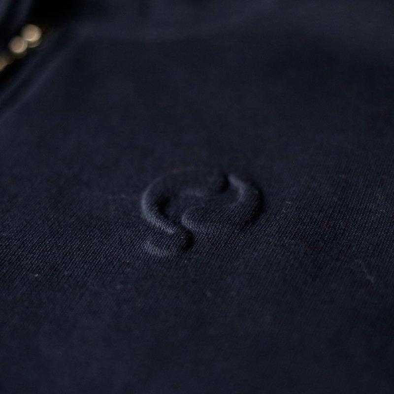 Q1905 Heren Vest Almere  -  Donkerblauw