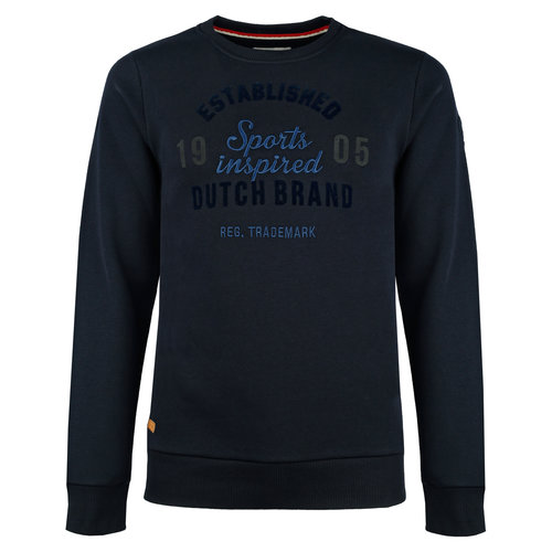 Men's Pullover Zaandijk  -  Dark Blue