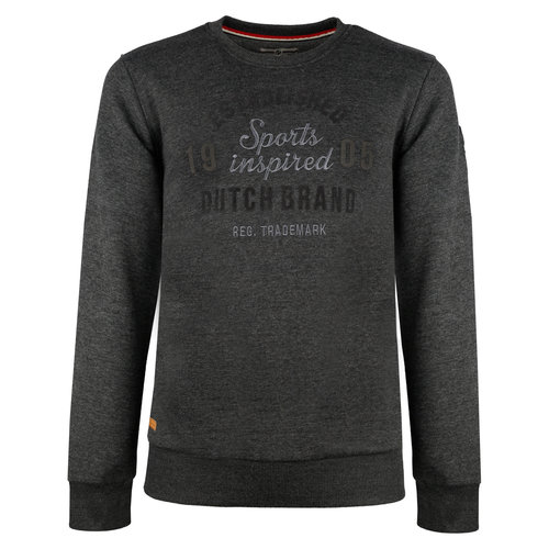 Men's Pullover Zaandijk  -  Antracite Gray