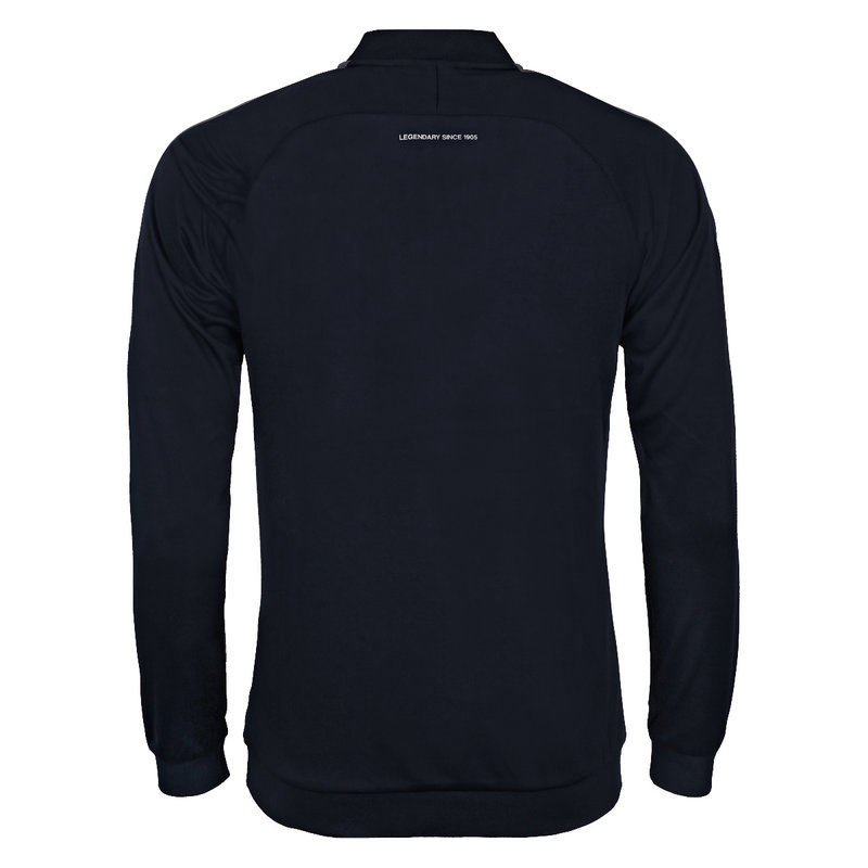 Q1905 Men's Trainingsjack Doan Navy / Grey / White