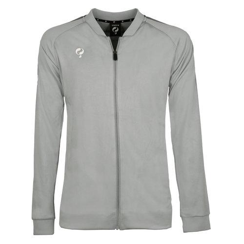 Men's Trainingsjack Doan Light Grey / Grey / White