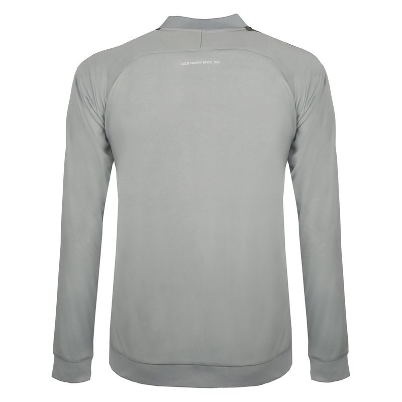 Q1905 Men's Trainingsjack Doan Light Grey / Grey / White