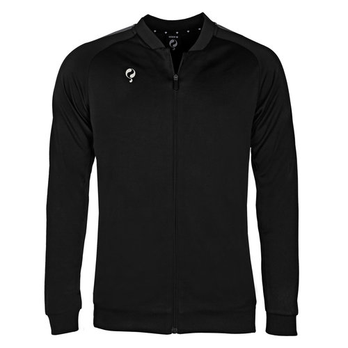 Men's Trainingsjack Doan Black / Grey / White