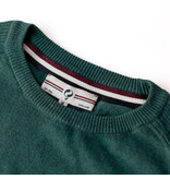 Q1905 Men's Pullover Leusden - Sea green