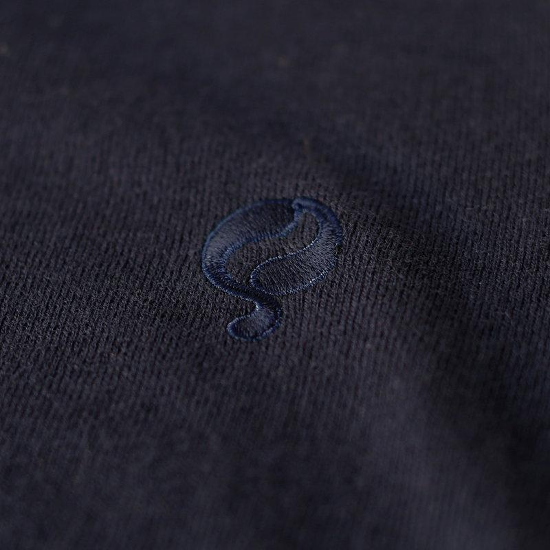 Q1905 Heren Trui Leusden - Donkerblauw