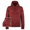 Q1905 Men's Pullover Winterswijk - Dark Red