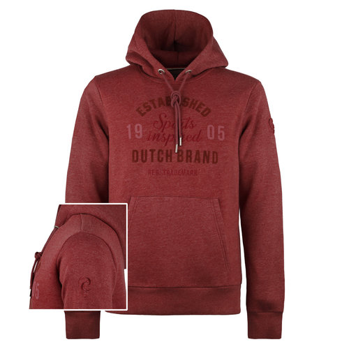 Men's Pullover Winterswijk - Dark Red