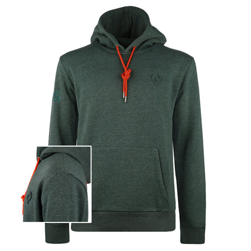 Men's Pullover Zeist - Dark Green