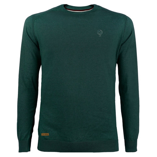 Men's Pullover Leusden - Sea green