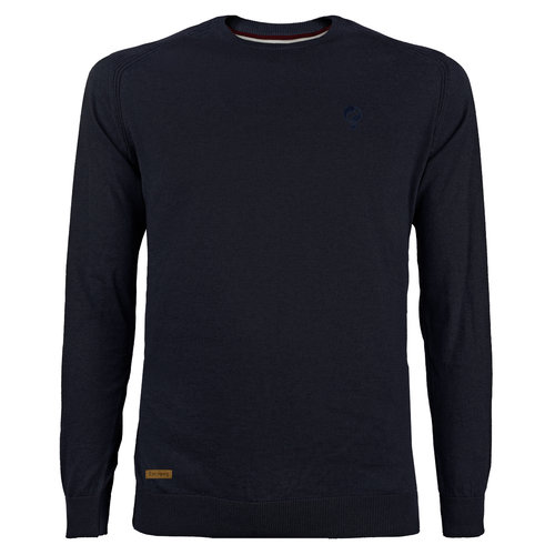 Men's Pullover Leusden - Dark blue