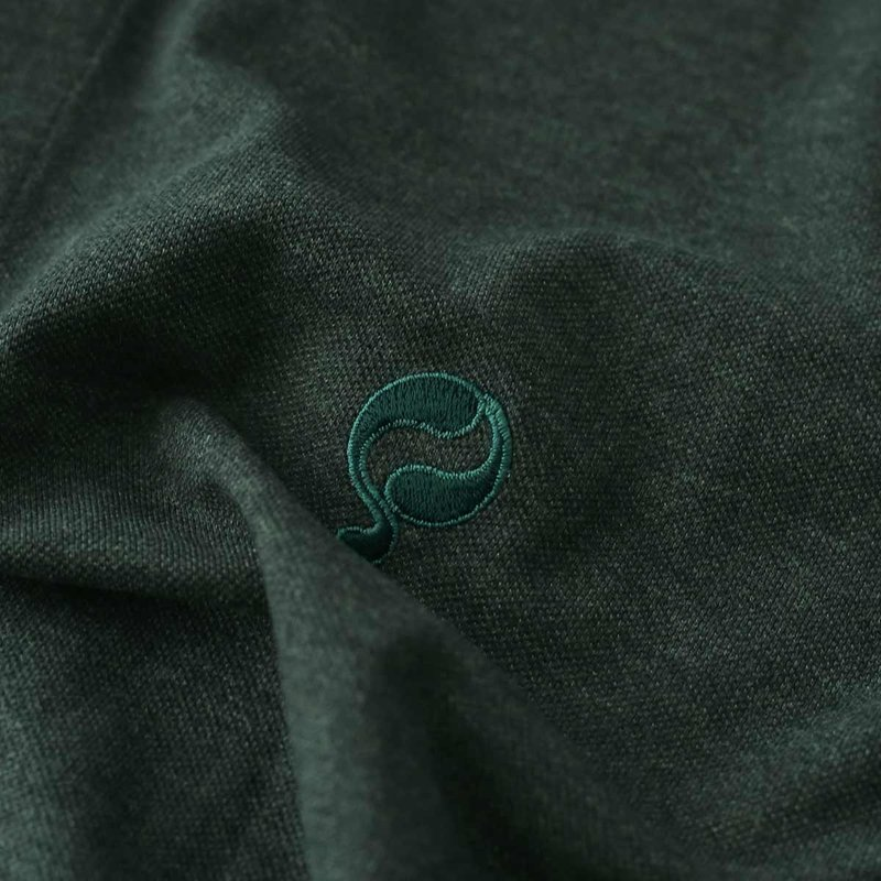 Q1905 Men's Polo Willemstad - Dark Green