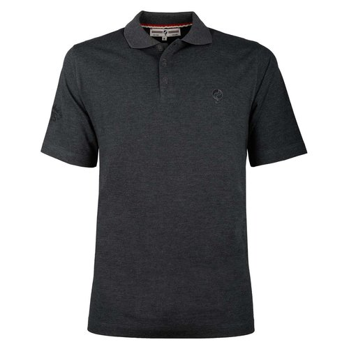 Men's Polo Willemstad - Antracite Gray