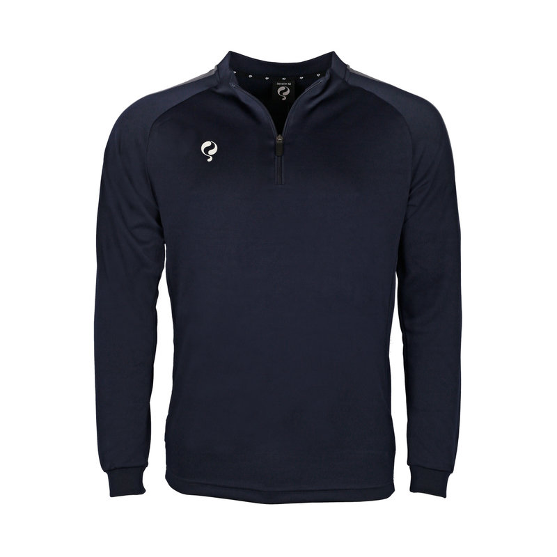 Q1905 Kids Sweater Foor Navy / Grijs / Wit