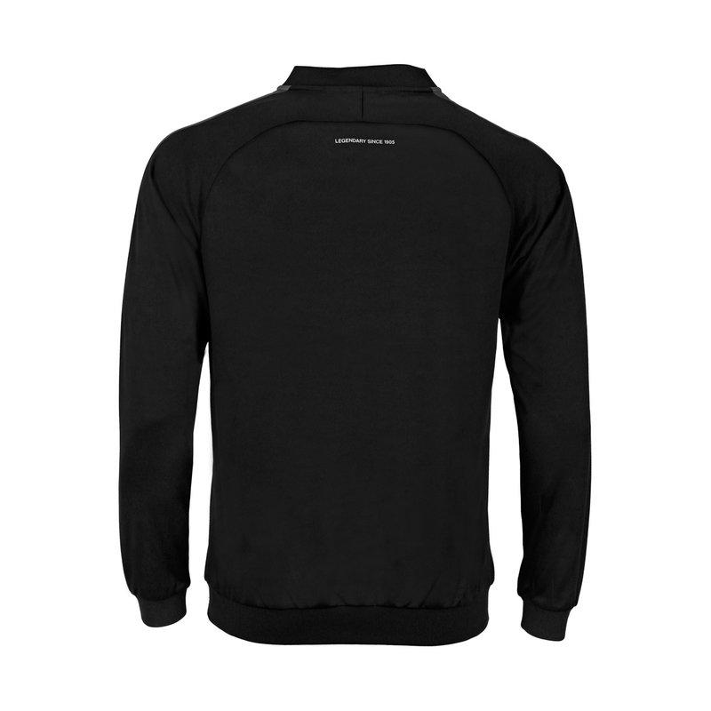 Q1905 Kids Sweater Foor Zwart / Grijs / Wit