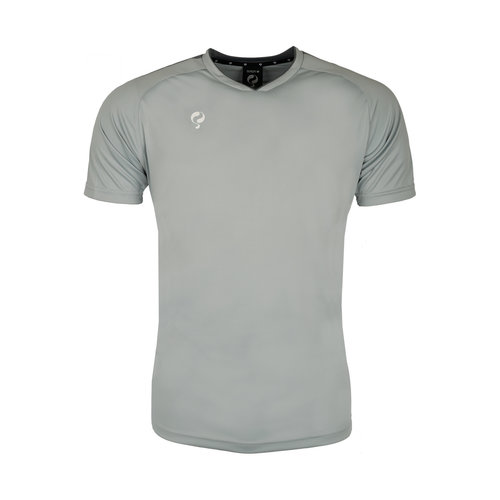Kids Trainingsshirt Maher Grey / Black / White