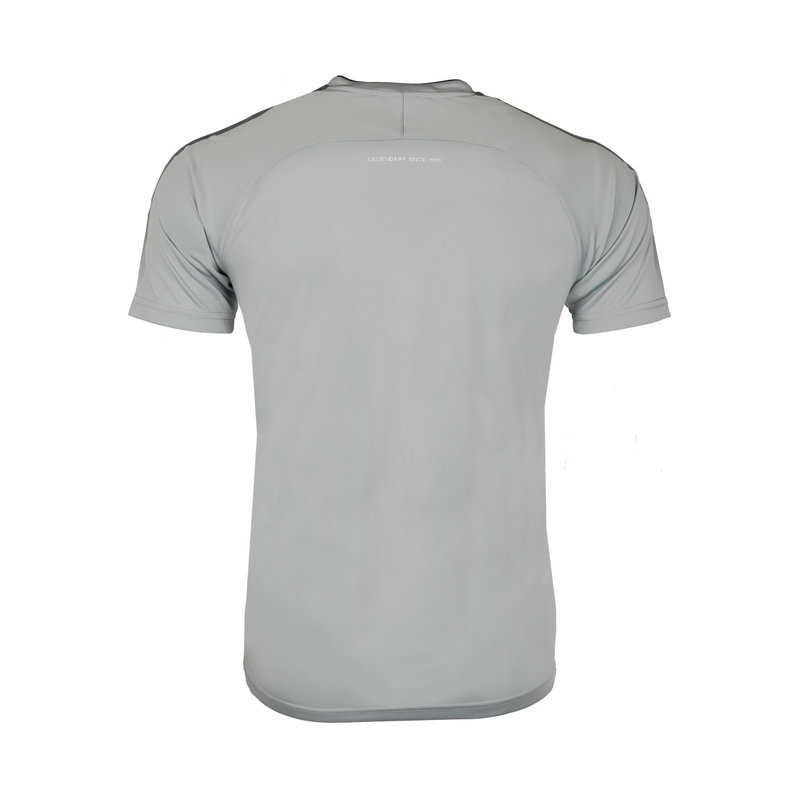 Q1905 Kids Trainingsshirt Maher Grey / Black / White