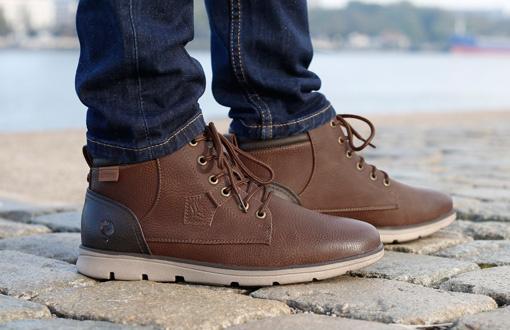 Ontdek onze heren boots