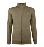 Q1905 Men's Vest Boskoop - Khaki green