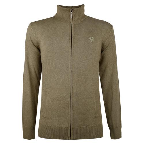 Men's Pullover Boskoop - Khaki green