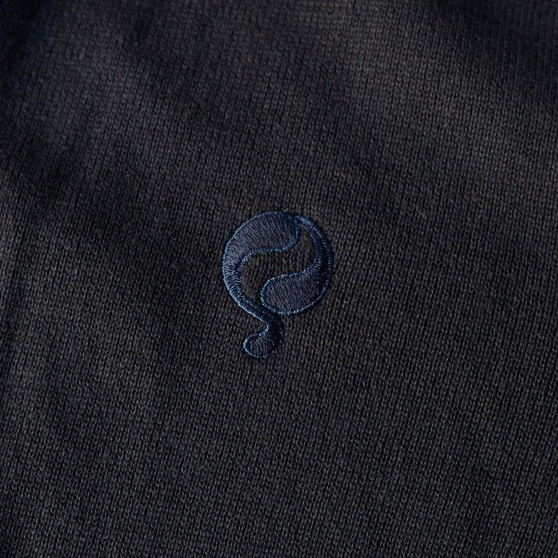 Q1905 Heren Trui Boskoop  -  Donkerblauw