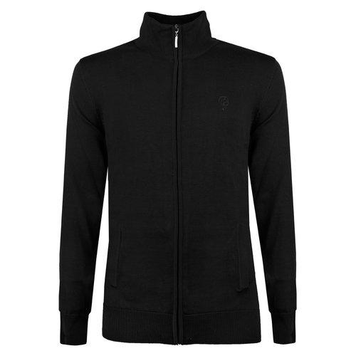Heren Vest Boskoop  -  Zwart