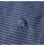 Q1905 Heren Trui Lexmond  -  Denim blauw