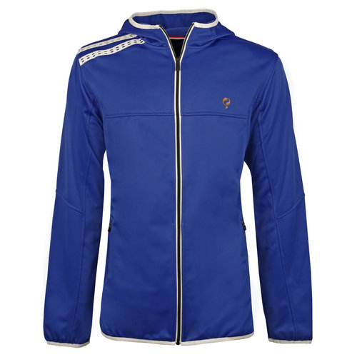 Heren Q Club hooded jacket  -  surf the web