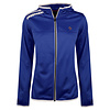 Q1905 Ladies Q Club hooded jacket  -  surf the web