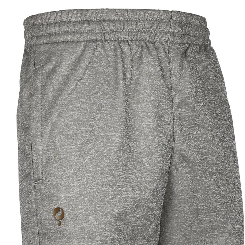 Q1905 Kids Q Club pant  -  grey melange
