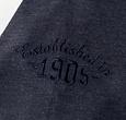 Q1905 Heren Polo Blaricum  -  Donkerblauw