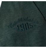Q1905 Heren Polo Blaricum  -  Donkergroen