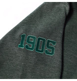 Q1905 Men's Pullover Zeist - Dark Green