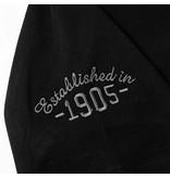 Q1905 Heren Polo Willemstad  -  Zwart