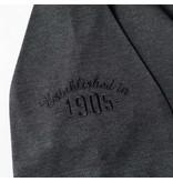 Q1905 Heren Polo Willemstad  -  Antraciet Grijs