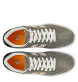 Q1905 Heren Sneaker Platinum  -  Lichtgrijs/Wit