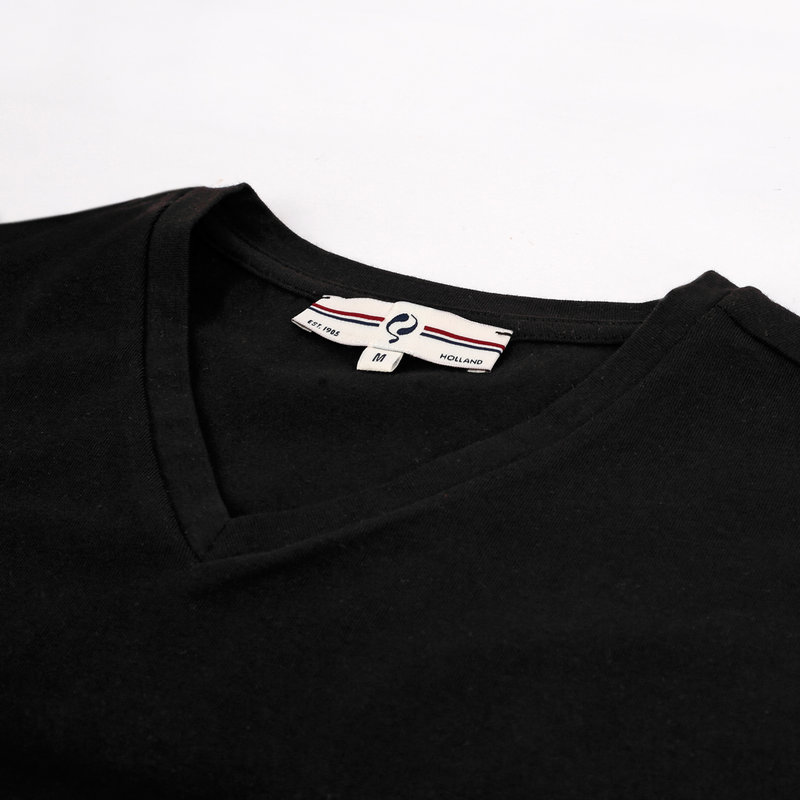 Q1905 Men's T-shirt Diemen  -  Black