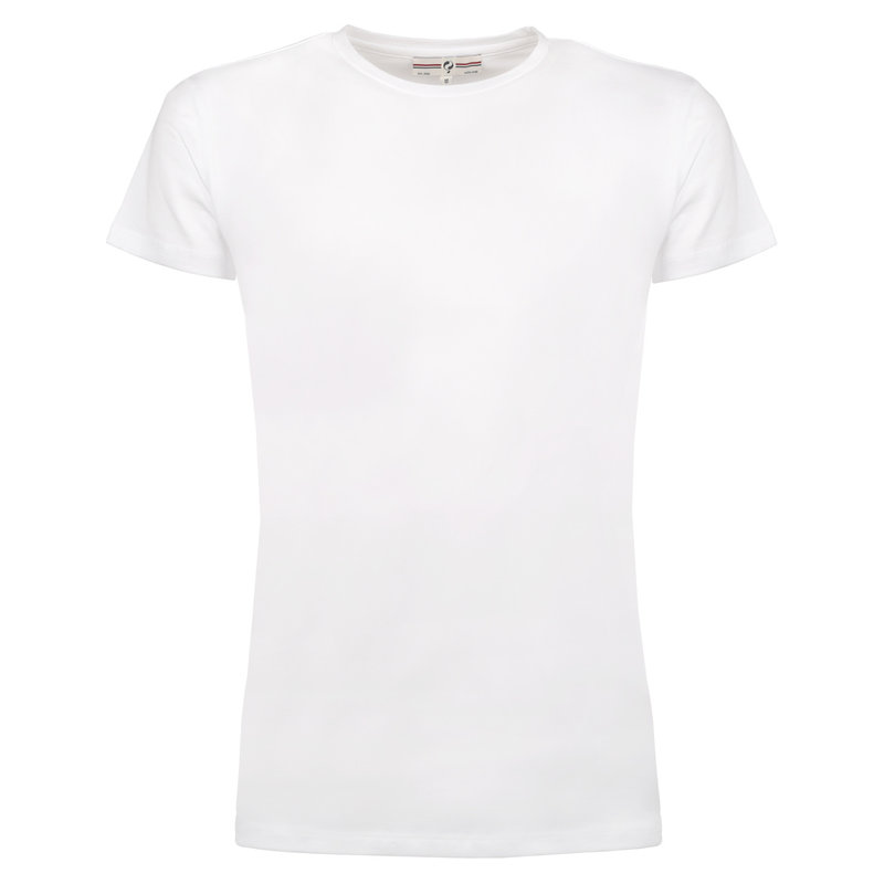 Q1905 Men's T-shirt Alphen  -  White
