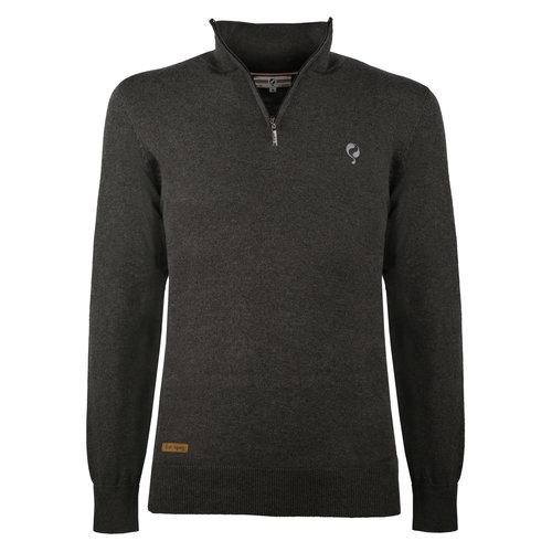 Men's Pullover Castricum  -  Antracite grey
