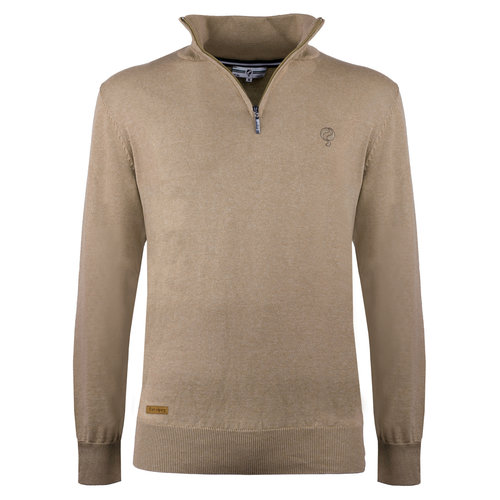 Men's Pullover Castricum - Taupe