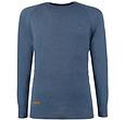 Q1905 Men's Pullover Lexmond - Denim blue
