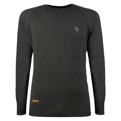 Men's Pullover Lexmond - Antracite gray