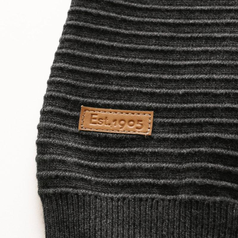 Q1905 Men's Pullover Lexmond - Antracite gray