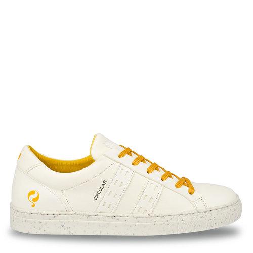 Heren Sneaker Circular 2.0  -  Wit
