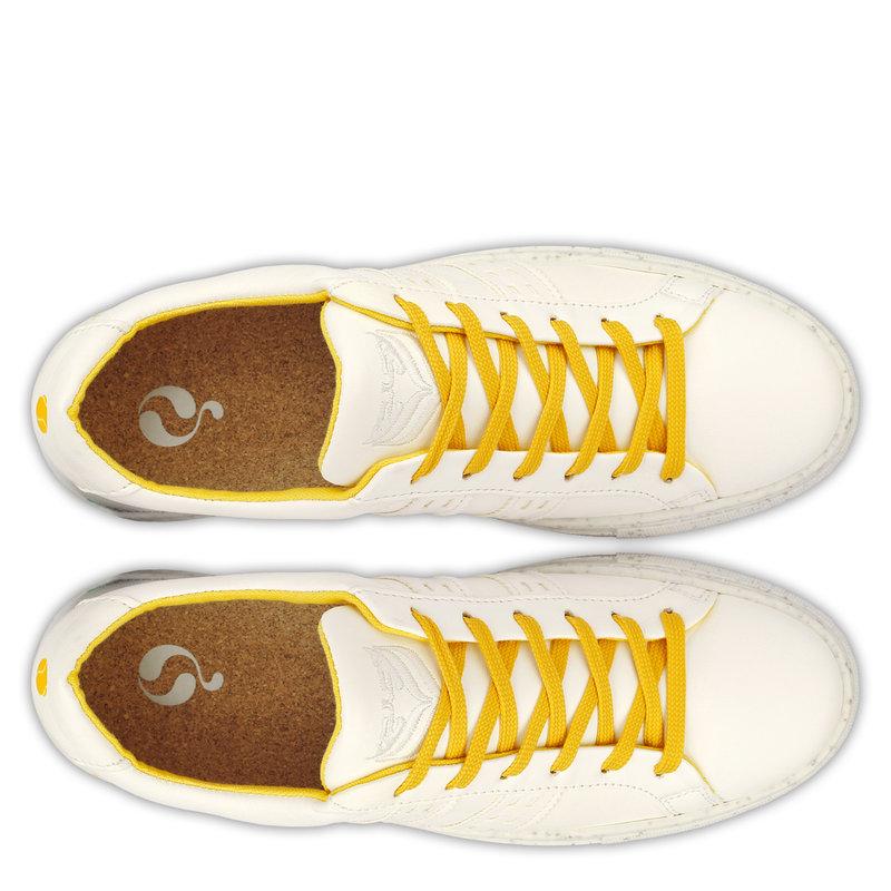 Q1905 Uniseks sneaker Circular 2.0  -  Wit