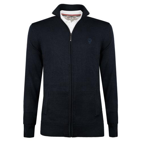 Men's Pullover Boskoop - Dark blue