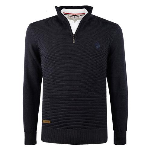 Men's Pullover Woudrichem  -  Dark blue