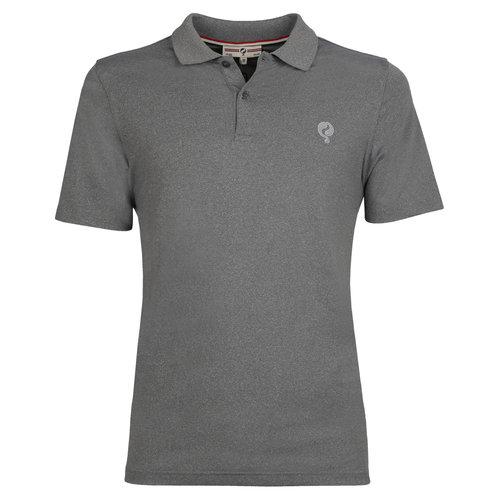 Men's Polo Approach - Grey Melange