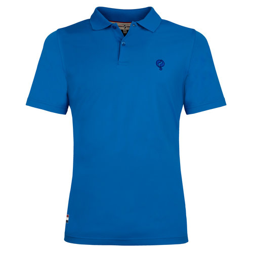 Men's Polo Approach - Kings Blue